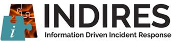 Logo - napis INDIRES