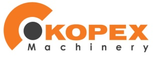 Logo - KOPEX Machinery  S.A.