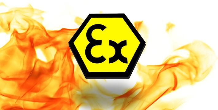 Logo - Dyrektywy 2014/34/UE (ATEX)