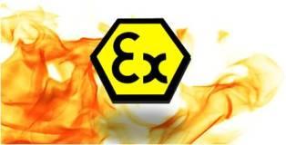 Logo - Dyrektywa ATEX