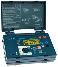 Zdjęcie - aparatura służąca do badania wielkości elektrycznych