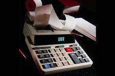 Zdjęcie - Kalkulator z drukarką