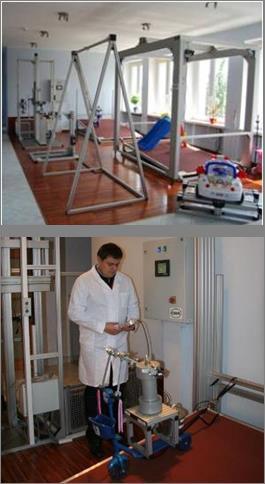 Zdjęcie - laboratorium bezpieczeństwa zabawek