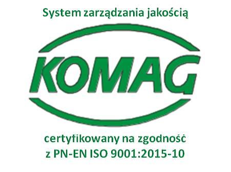 Rysunek - Wzór znaku certyfikowanego systemu zarządzania jakością