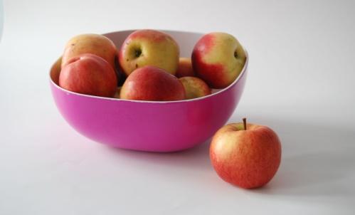 Zdjęcie - Miska z jabłkami