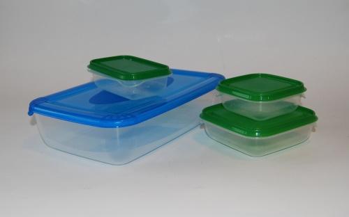 Zdjęcie - Pudełka do przechowywania żywności