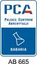 Grafika - norma PCA-AB-665
