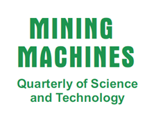 Logo - MINING MACHINES Quarterly of Science and Technology